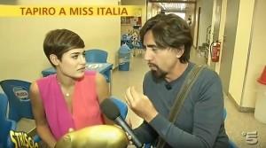 """Alice Sabatini miss Italia replica: """"Personaggio storico?"""""""