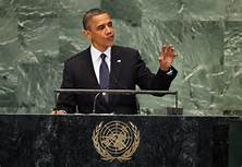 Obama all' assemblea generale dell'Onu