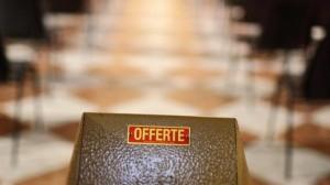 Ladro di offerte in chiesa a Treviso bloccato dal prete