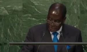 Onu, presidente Zimbabwe Mugabe: Non siamo