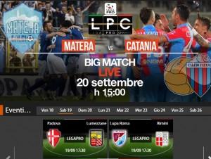Padova-Lumezzane: streaming diretta Sportube su Blitz