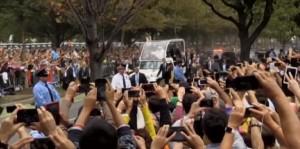Papa Francesco a Philadelphia: oltre un milione di persone