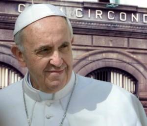 """Papa Francesco: """"Se convento lavora come hotel paghi tasse"""""""