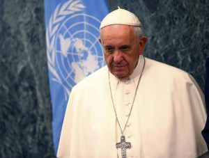 Papa Francesco all'Onu: basta abuso e usura su Paesi poveri