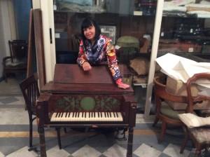 """Napoli. Trovato raro pianoforte """"a cristallo"""""""