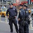 Poliziotti a New York