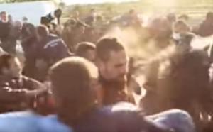Migranti Ungheria: polizia ha usato spray urticanti