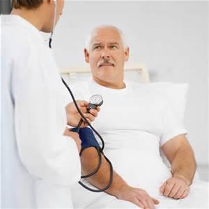 Paziente affetto da cancro della prostata