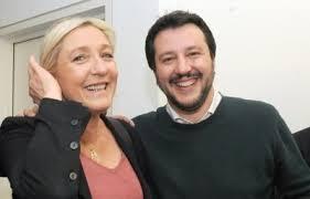 "Migranti, Salvini-Le Pen: ""Germania e Ue reclutano schiavi"""
