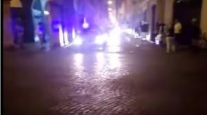 VIDEO YouTube: la scorta di Renzi a Modena: 24 auto, 2 moto