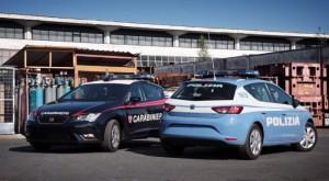 Seat Leon Polizia e Carabinieri...a rischio causa Volkswagen