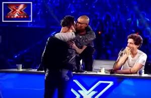 X Factor 9, Skin bacia Leonardo Dragusin
