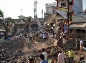 VIDEO YouTube. Esplosione in India: almeno 104 morti