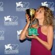 Cinema Venezia, Leone d'oro a Vigas e coppa Volpi per Golino 16
