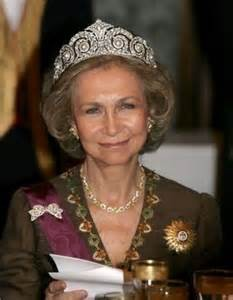 La regina Sofia