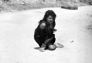 Stuprata a 27 anni durante la guerra, risarcita a 98