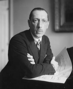 Stravinsky, partitura del Canto Funebre scoperta dopo 106 anni