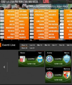Südtirol-Mantova: diretta streaming Sportube, ecco come vederla