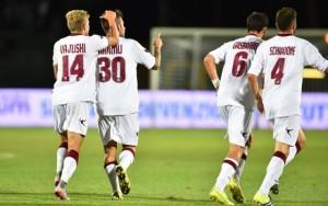 Serie B, Ternana-Livorno 2-3, toscani in fuga