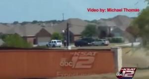 VIDEO YouTube, Texas: polizia spara a uomo con mani in alto