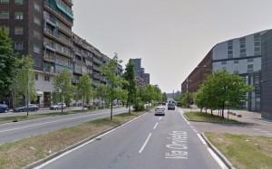 Torino, sparatoria in strada: nessun ferito