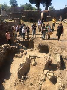 La tomba pre-romana