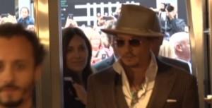 Toronto Film: Johnny Depp gangster, Amber Heard sirena d'oro