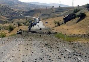 Turchia, rappresaglia contro il Pkk: decine di morti