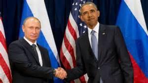 Obama e Putin all'Onu