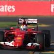 Formula Uno, Gp Singapore: vince la Ferrari di Vettel