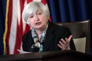 """Fed, Yellen: """"Rialzeremo tassi nel 201%"""". Poi si sente male"""
