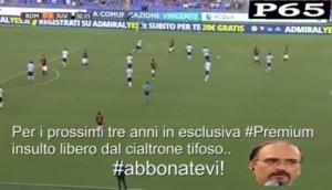 """VIDEO Carlo Zampa: """"Chiellini nasone"""". Juventini infuriati"""