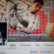 La pagina Facebook di Gianluigi Donnarumma