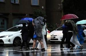 Meteo, autunno all'insegna delle piogge