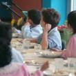 Genova, lama nel piatto della mensa scolastica