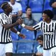 PAGELLE - Juventus-Torino 2-1: Pogba-Cuadrado gol
