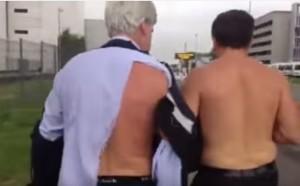Manager Air France aggrediti, 5 dipendenti arrestati