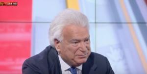 """VIDEO YouTube - Denis Verdini canta: """"La maggioranza sai..."""""""