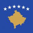 La divisa del Kosovo aveva molta somiglianza con la maglietta della Nazionale di calcio dell'Albania, ma con un disegno differente. Con l'indipendenza proclamata nel 2008 e la proclamazione della nuova bandiera la divisa cambia, adottando il colore azzurro (con bordi gialli) per la maglia e per i calzettoni, bianco per i pantaloncini, i colori nazionali. In trasferta, colori invertiti: maglietta gialla, pantaloncini blu, calzettoni come la maglia.