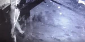 VIDEO YOUTUBE Si arrampica su palo, ruba mutande e reggiseno