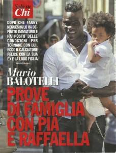 """Raffaella Fico su Balotelli: """"Con Pia non c'è costanza"""""""