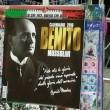 Calendario Benito Mussolini in vendita alla...Coop