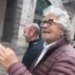 """M5s, Beppe Grillo: """"Quattro cantoni per Milano"""" VIDEO"""