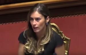 """YOUTUBE Boschi a M5s Castaldi: """"Massonici a tua sorella"""""""