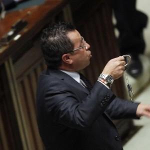 Gianluca Buonanno, bonus pistola a Borgosesia. Contro ladri