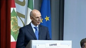 Roma, commissario: Riccardo Carpino in pole. Identikit