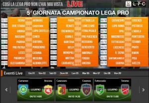 Carrarese-Ancona: streaming diretta live Sportube su Blitz