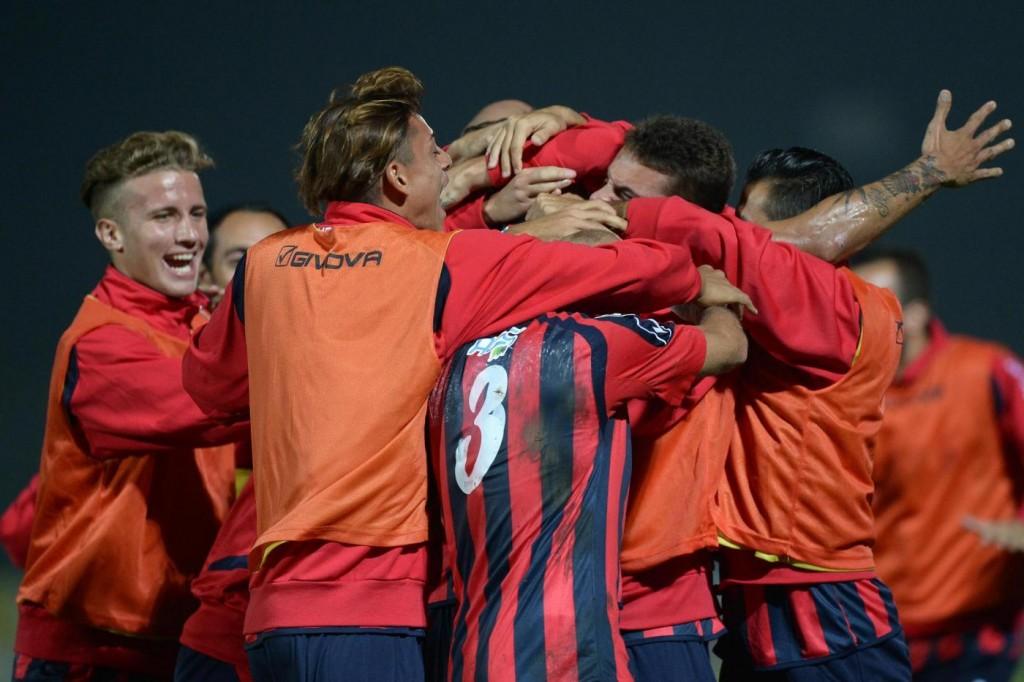 Casertana-Catania 2-0: FOTO e highlights Sportube su Blitz 25