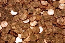Irlanda, addio alle monete da 1 e 2 centesimi