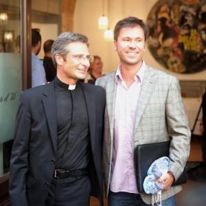 """Teologo gay Charamsa: """" Sant'Uffizio cuore di omofobia"""""""